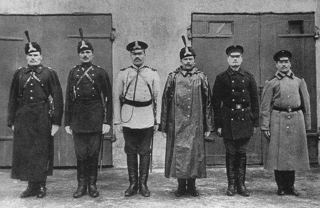 Органы правопорядка в Советское время