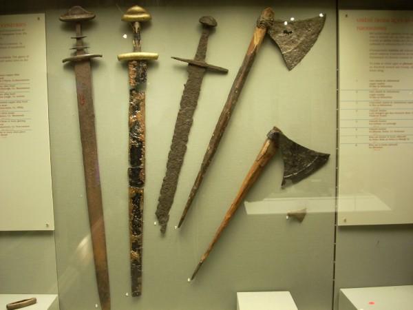 Оружие викингов