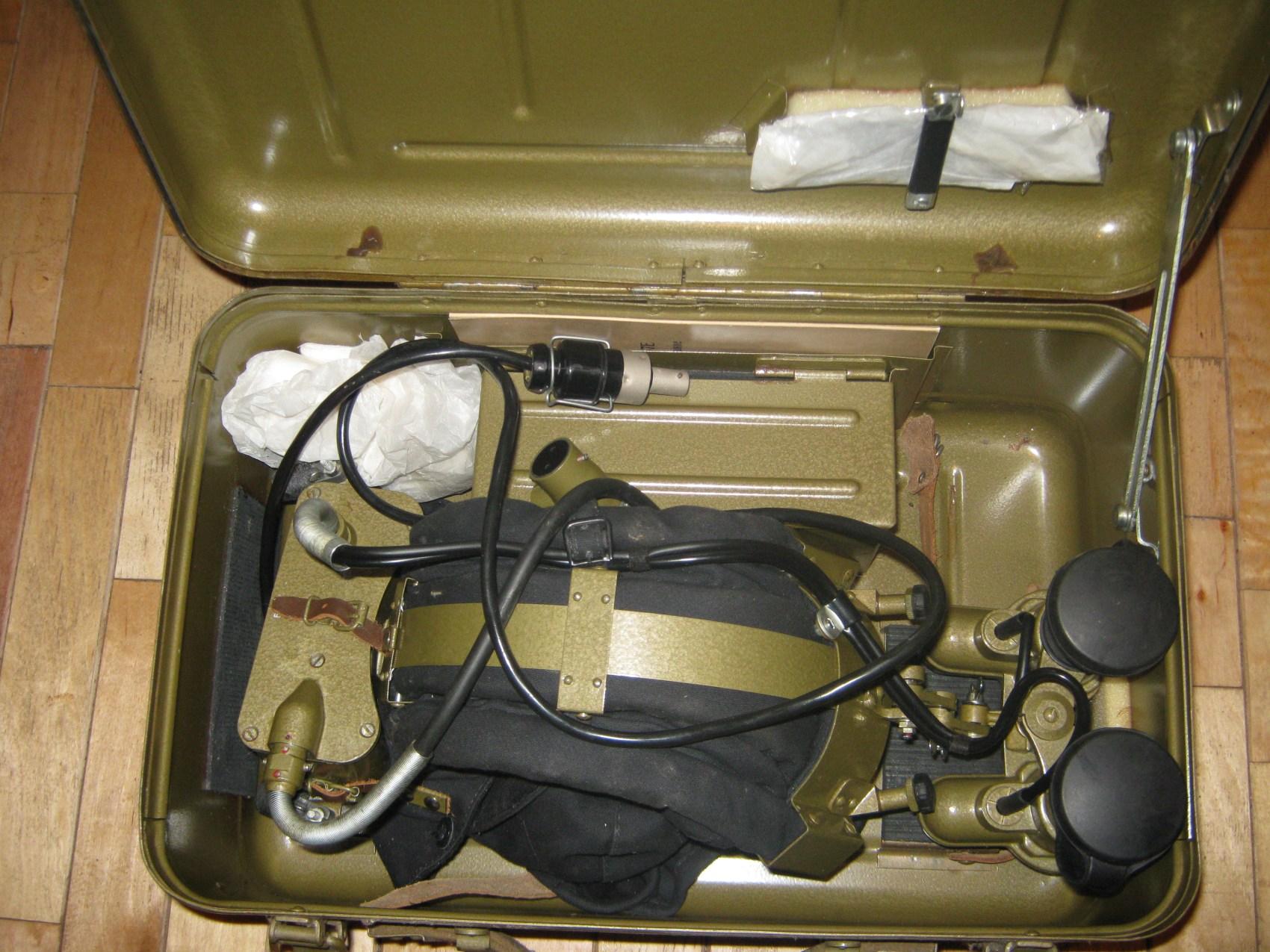 ПНВ в чемоданчике