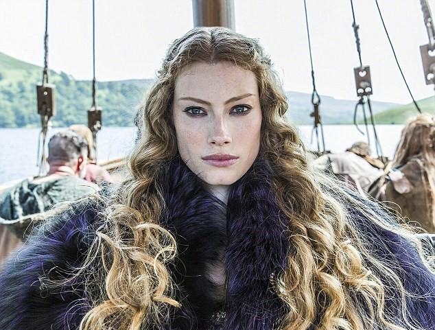 Принцесса Аслауг, третья жена Рагнара