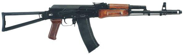 Прототип АК-74