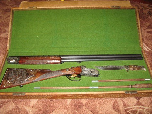 Шомпол для ружья 16 калибра своими руками
