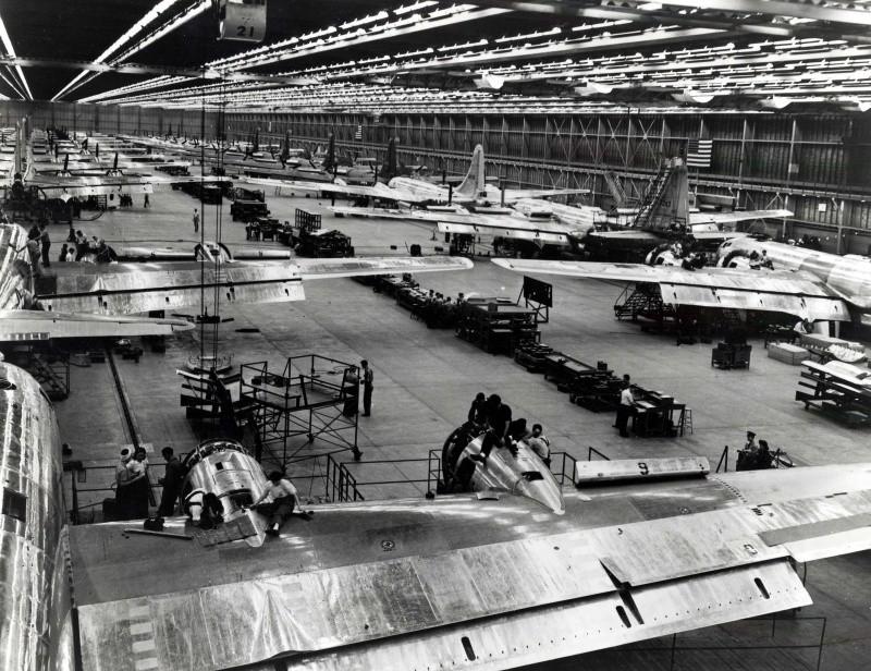 Сборка на заводе