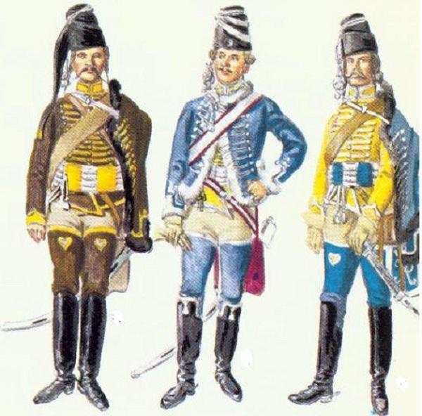 Сербские гусары