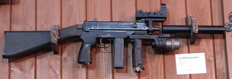 Скорпион-868