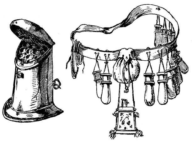 Снаряжение аркебузера