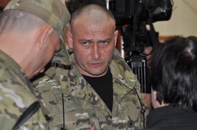Солдаты Добровольческого Украинского Корпуса