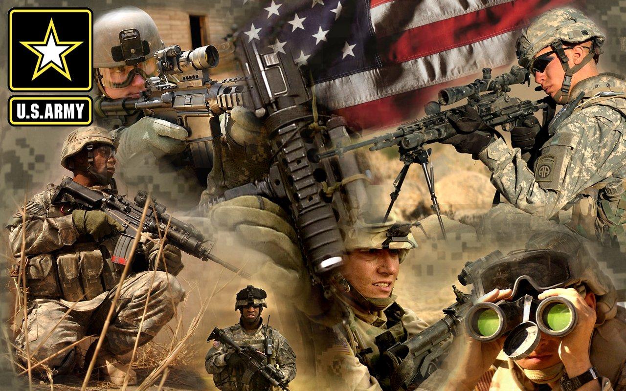 Спецназ США - Зеленые Береты