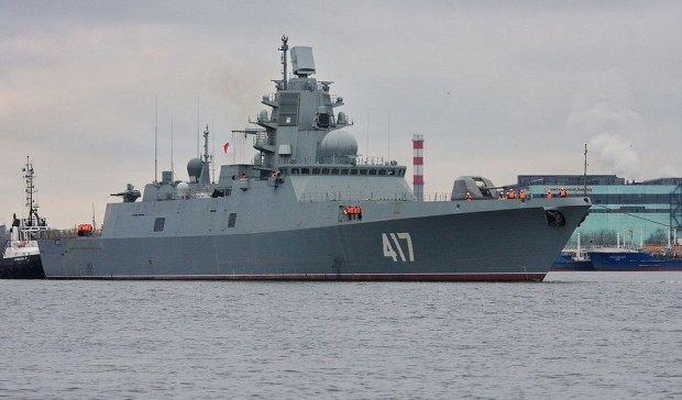 Сторожевой корабль проекта 11356