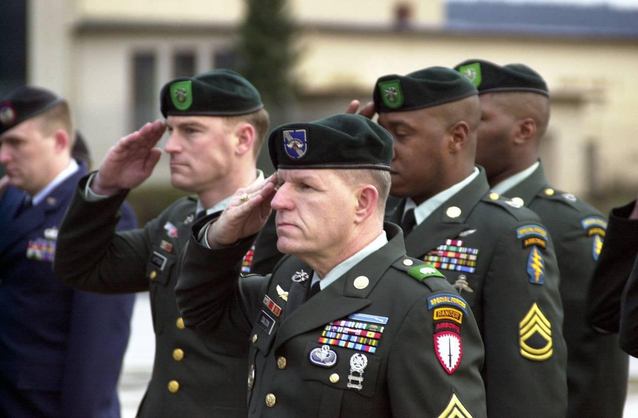 Ветераны Зеленых Беретов