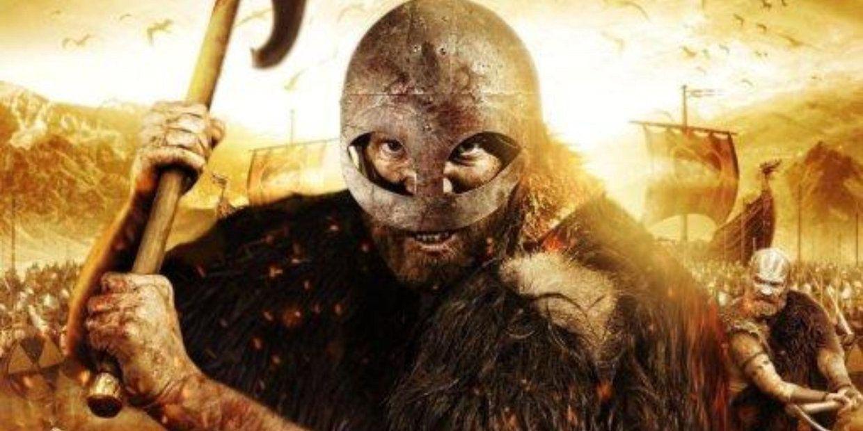 Викинг в бою