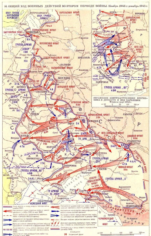 ВОВ 1943
