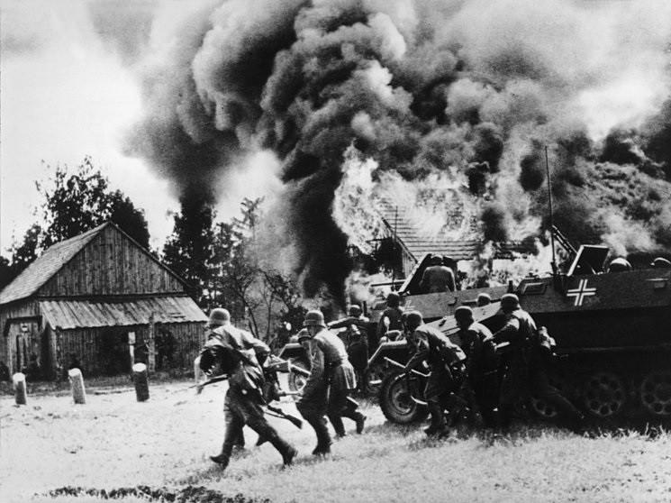 Вторжение в Польшу