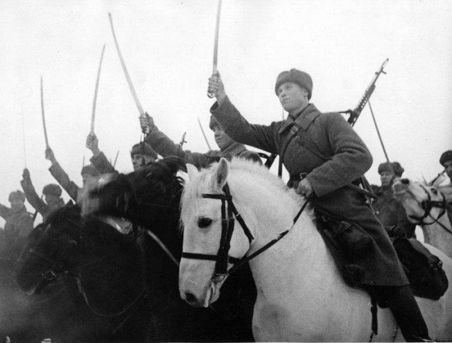 Советская конница