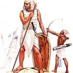 Египетский пехотинец
