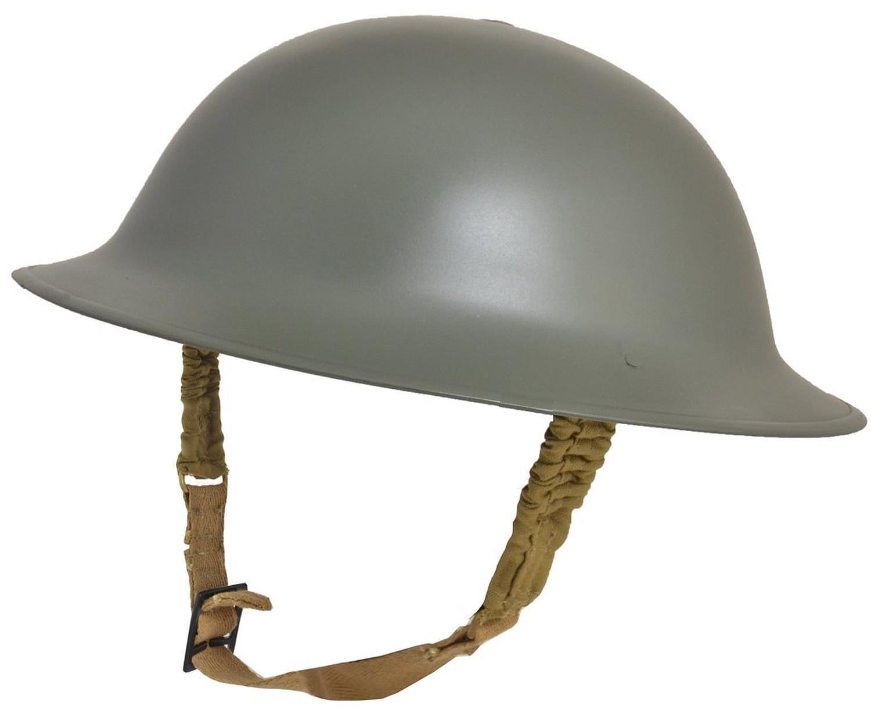 Английский солдатский шлем