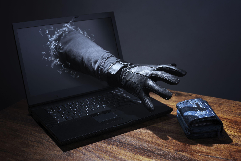 Кража денег через компьютер