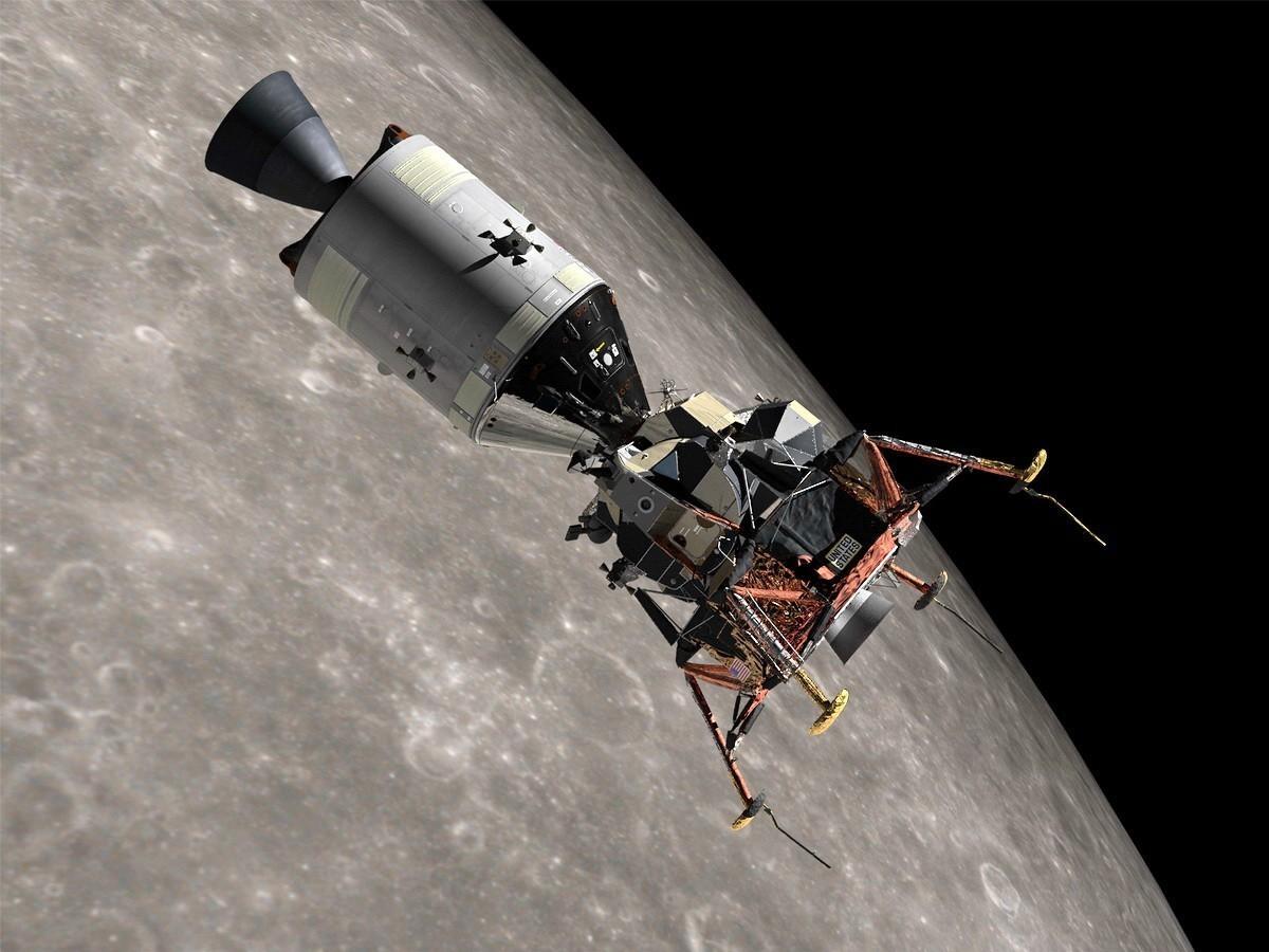 """Полет """"Аполлона-11"""""""