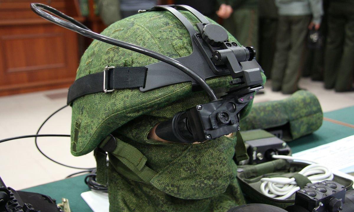 Шлем 6Б47 «Ратник»