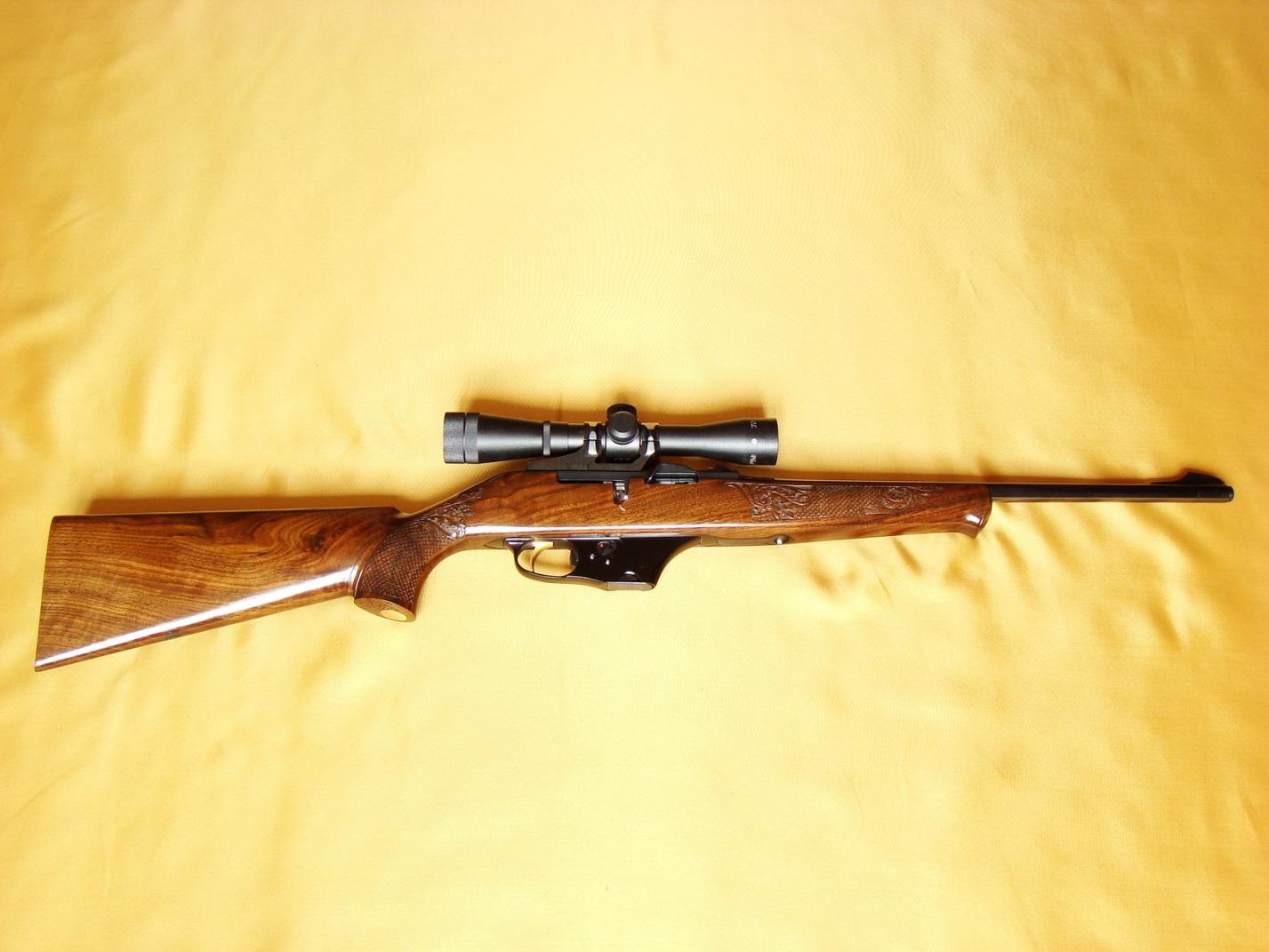 Спортивная мелкокалиберная винтовка