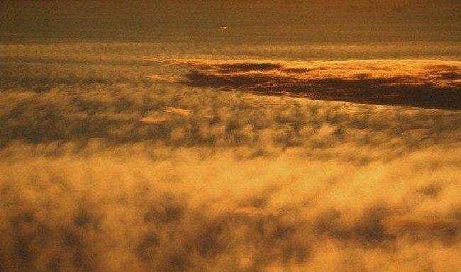 Атмосфера Венеры из космоса