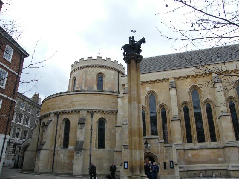 Церковь тамплиеров