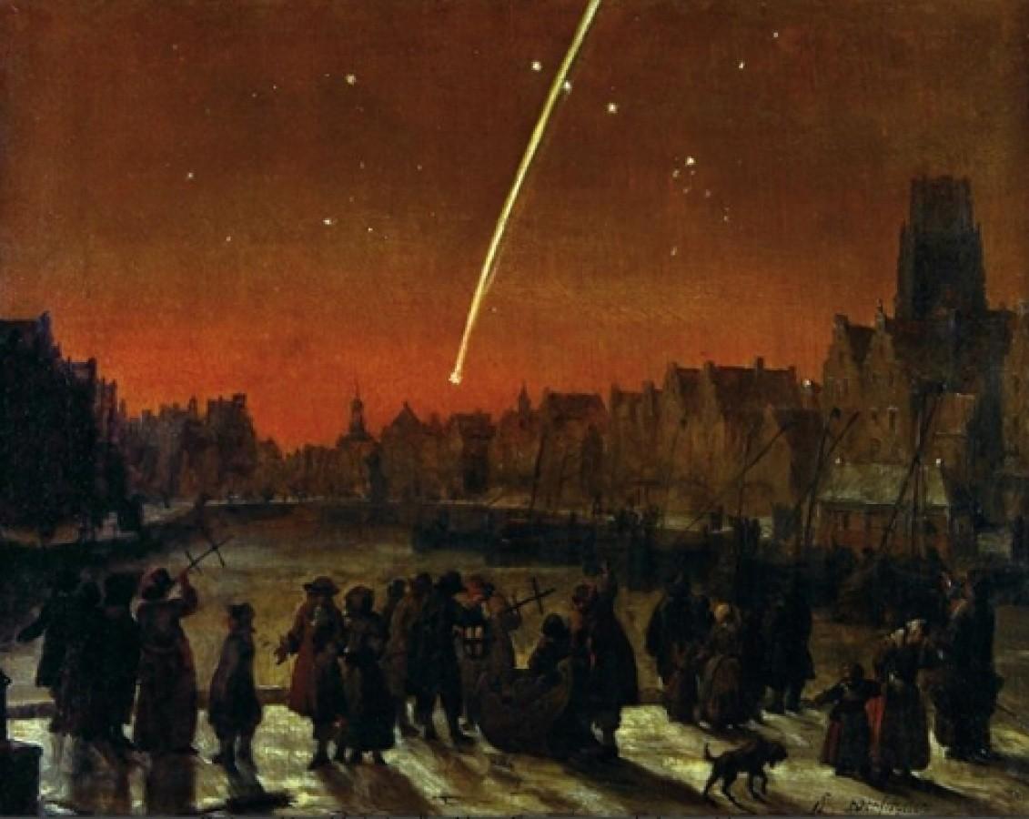Комета Ньютона