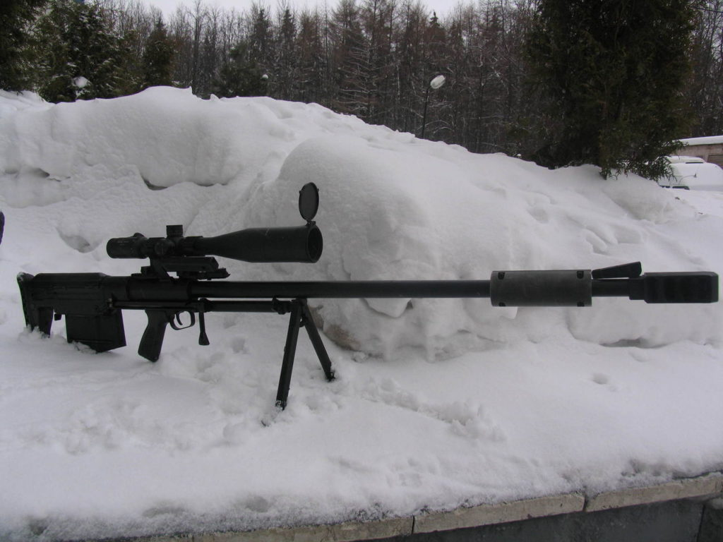 """Корд"" в снегу"