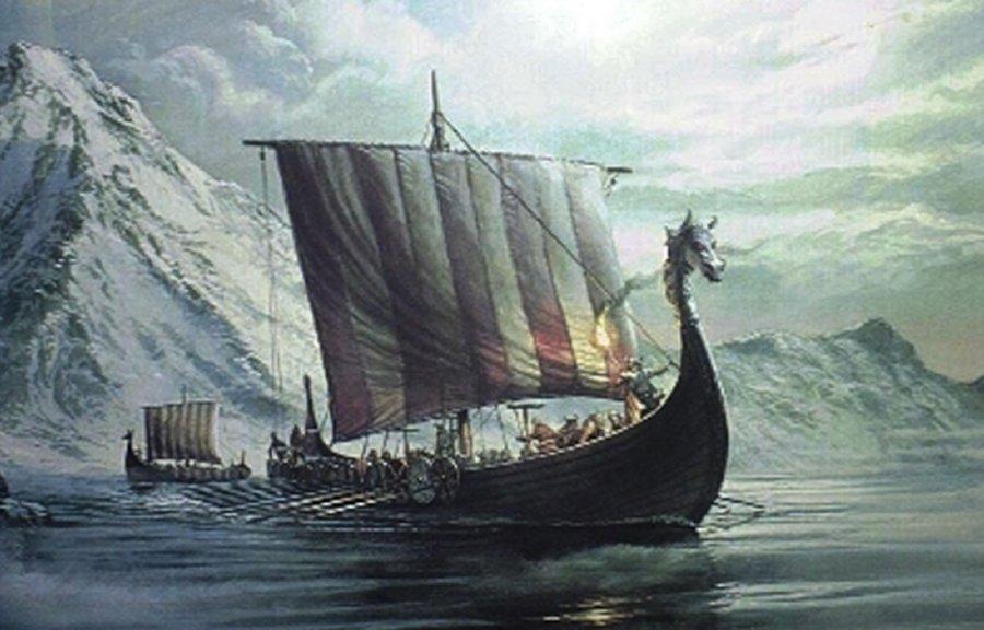 Морские походы норманнов