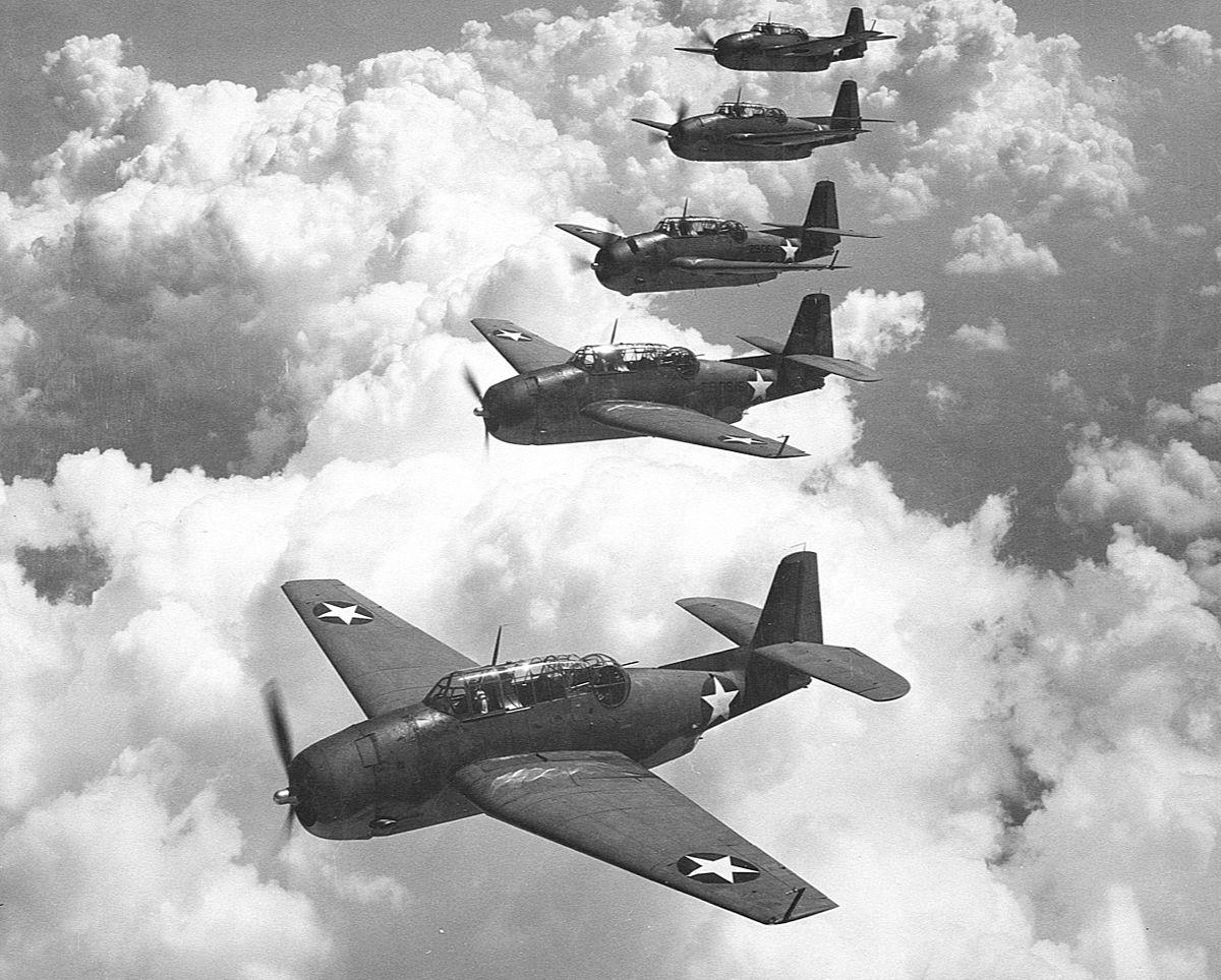 Погибшие самолеты