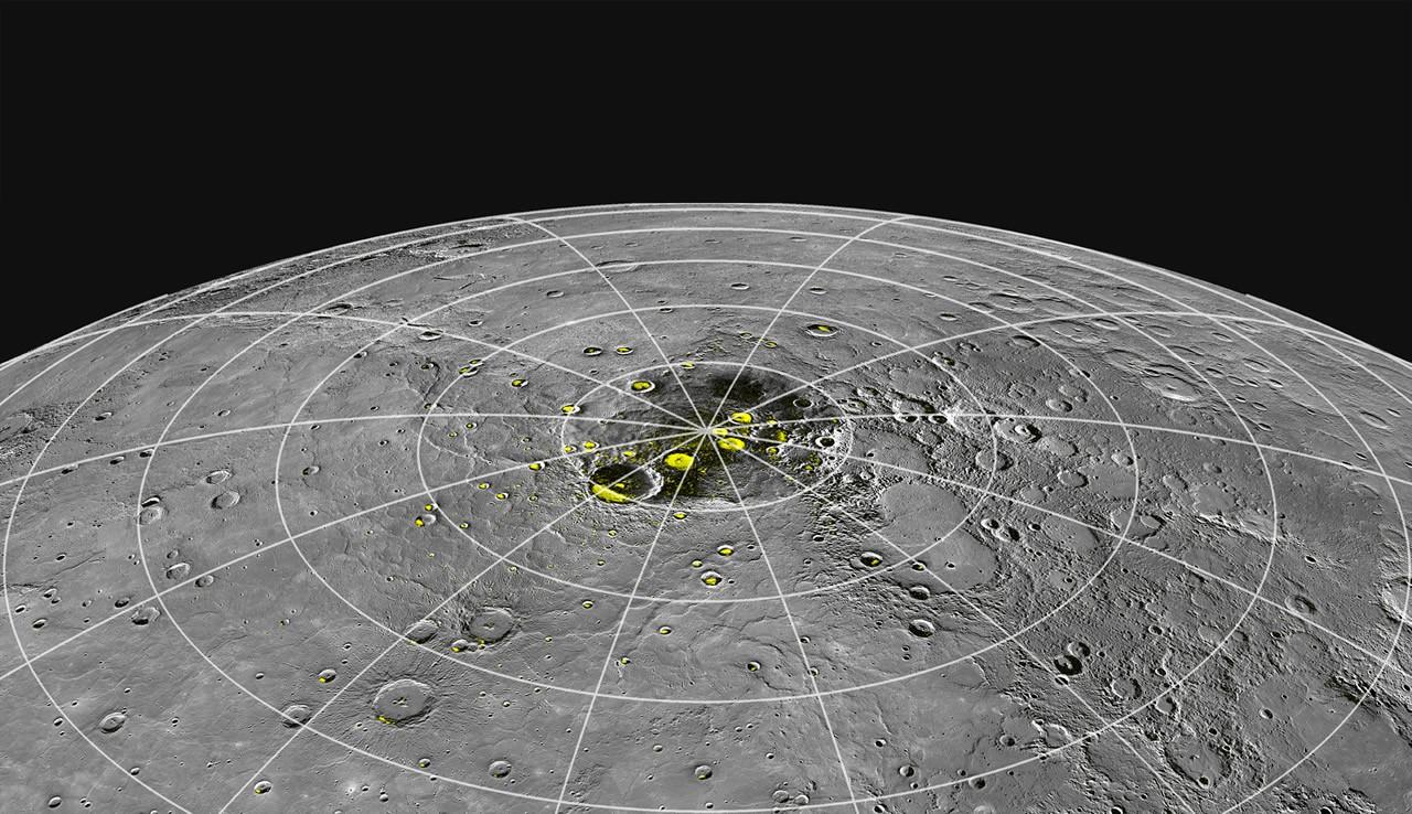 Полюс Меркурия