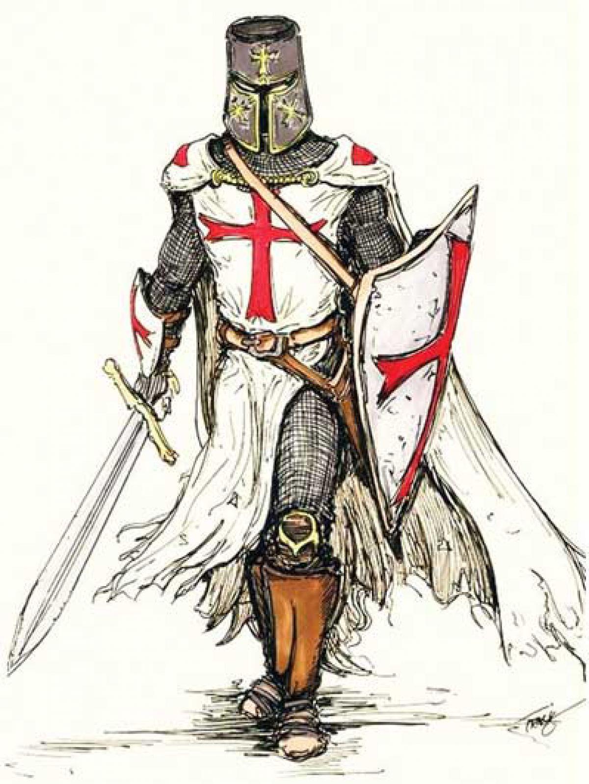 Рыцарь-тамплиер