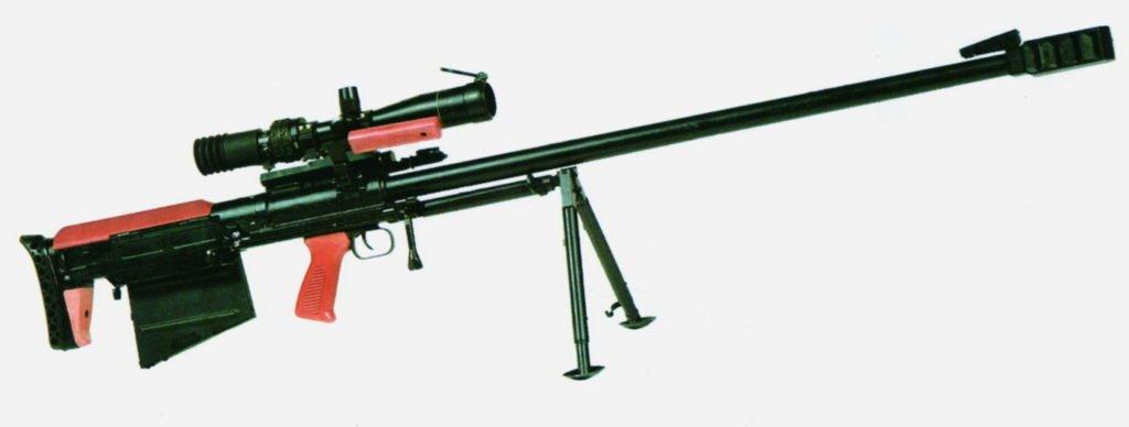 "Снайперская винтовка ""Корд"""