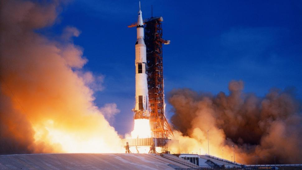 "Старт ""Сатурна-5"""