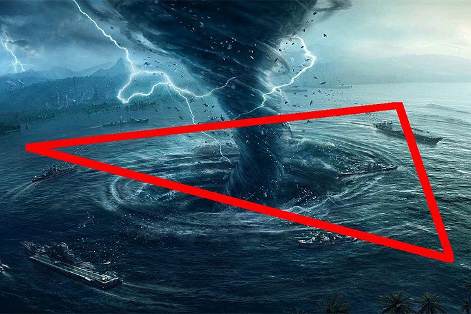 Ураганы, тайфуны и шторма