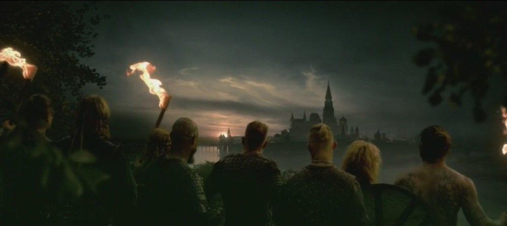 Викинги под Парижем
