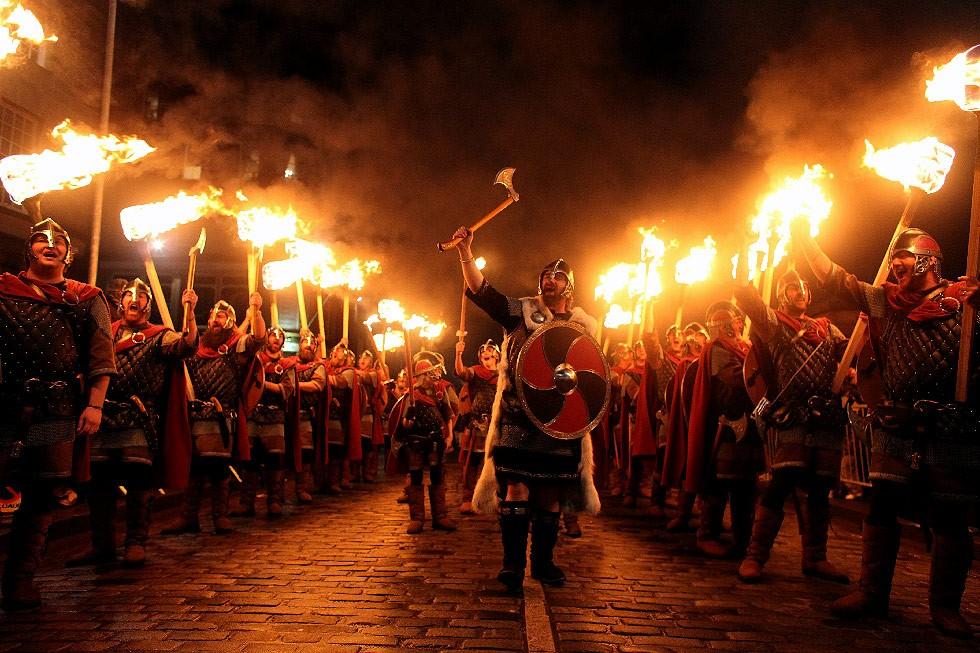 Викинги в Шотландии