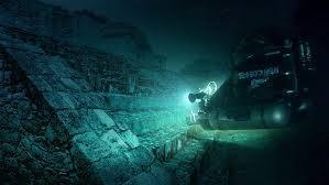 Затонувшие развалины