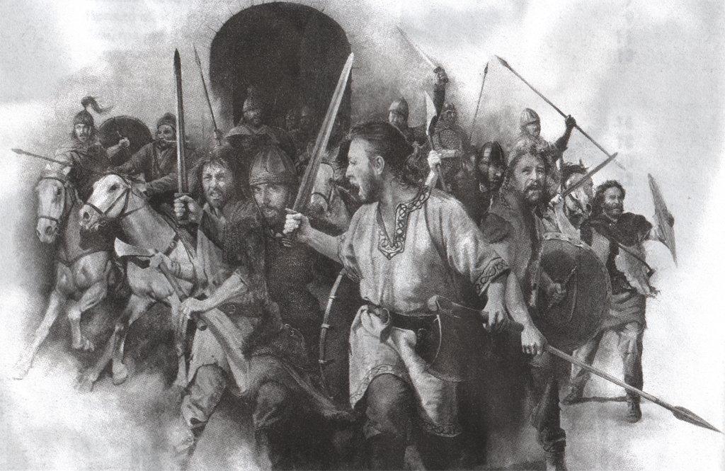 Армия варваров