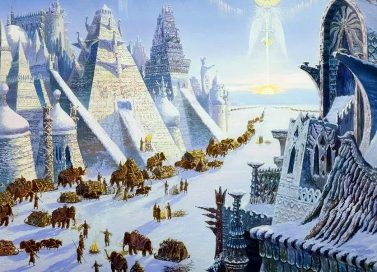 Гиперборейская цивилизация