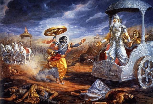 Индуистские боги
