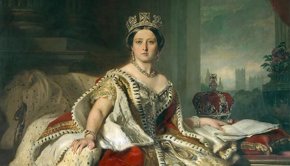 Королева Виктория I