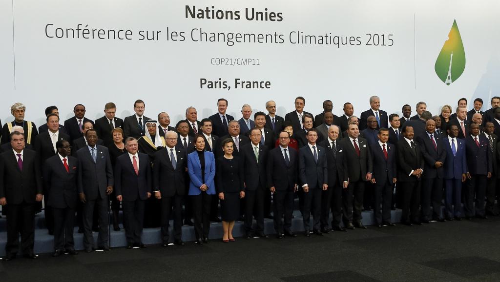 Парижская конференция по климату
