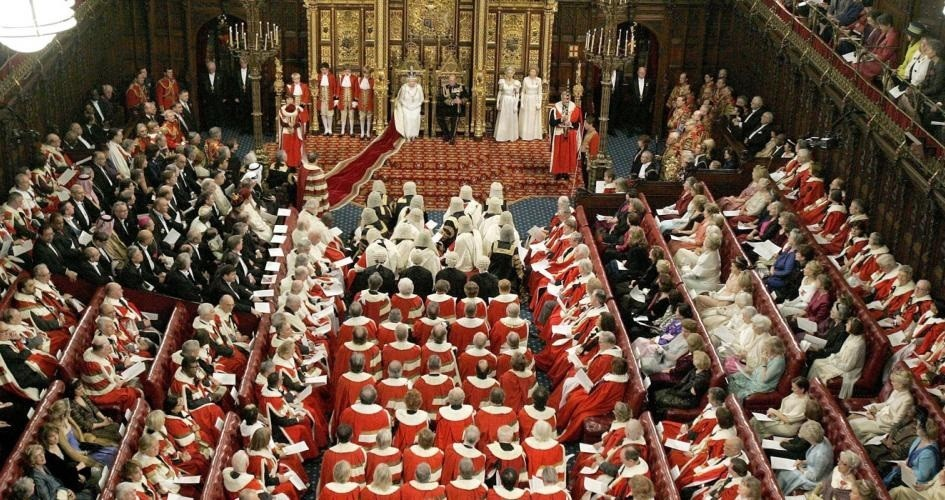 Парламент и королева