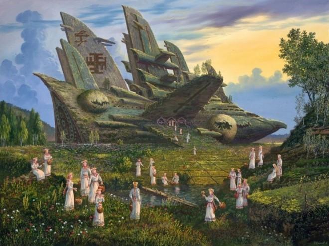 Переселение дравидийцев