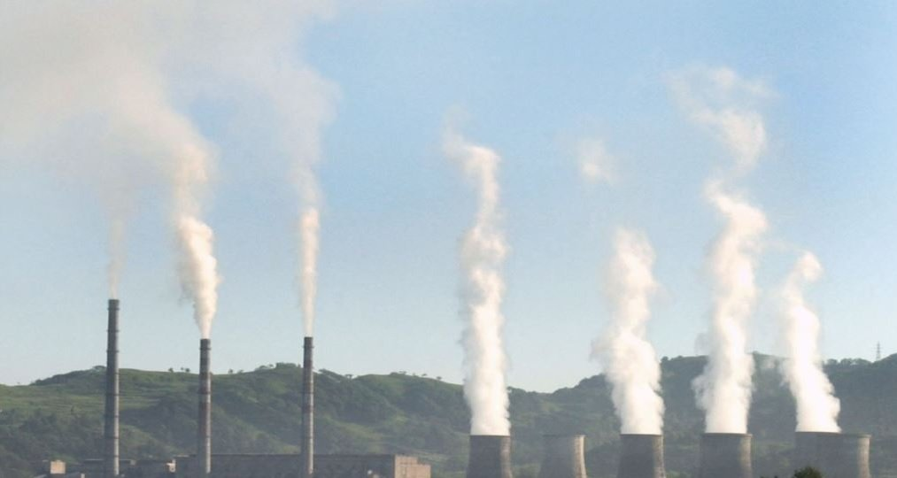 Выбросы СО в атмосферу