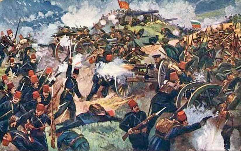 Балканская война