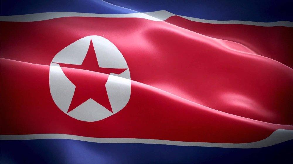 Флаг Северной Кореи