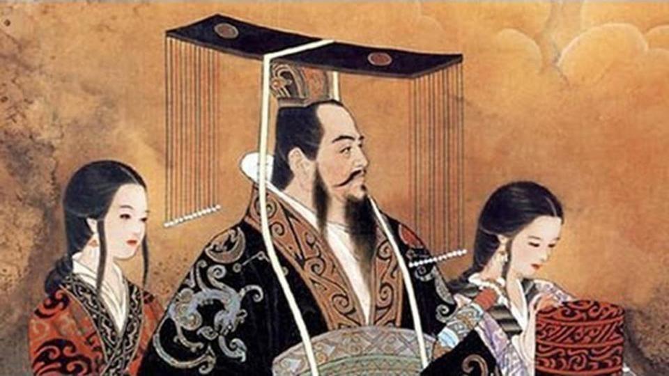 Император Японии в древности
