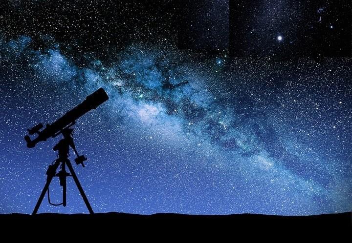 Наблюдение Нептуна в телескоп